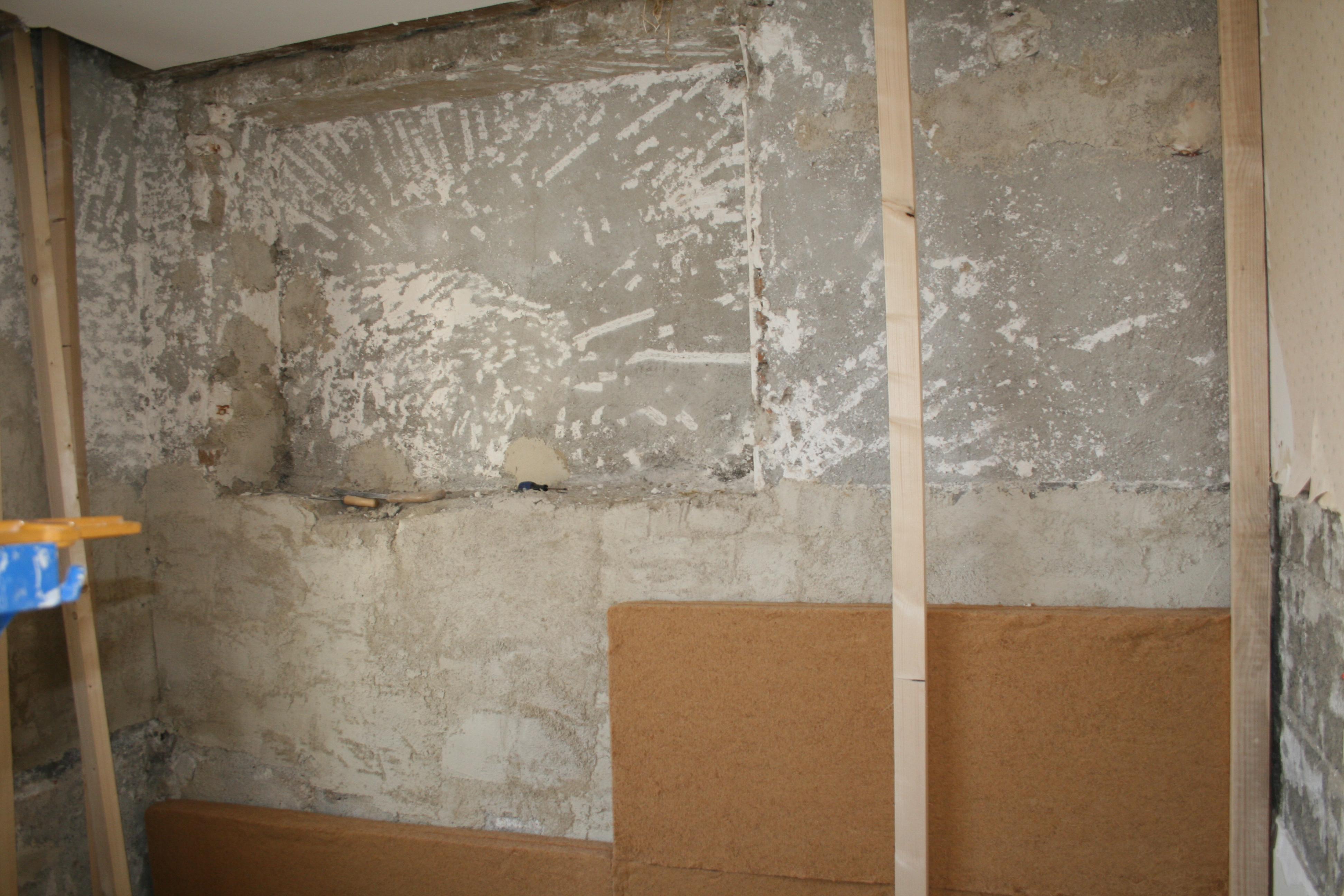 Isolation thermique int rieure en laine de bois tinatur - Isolation decorative interieure ...