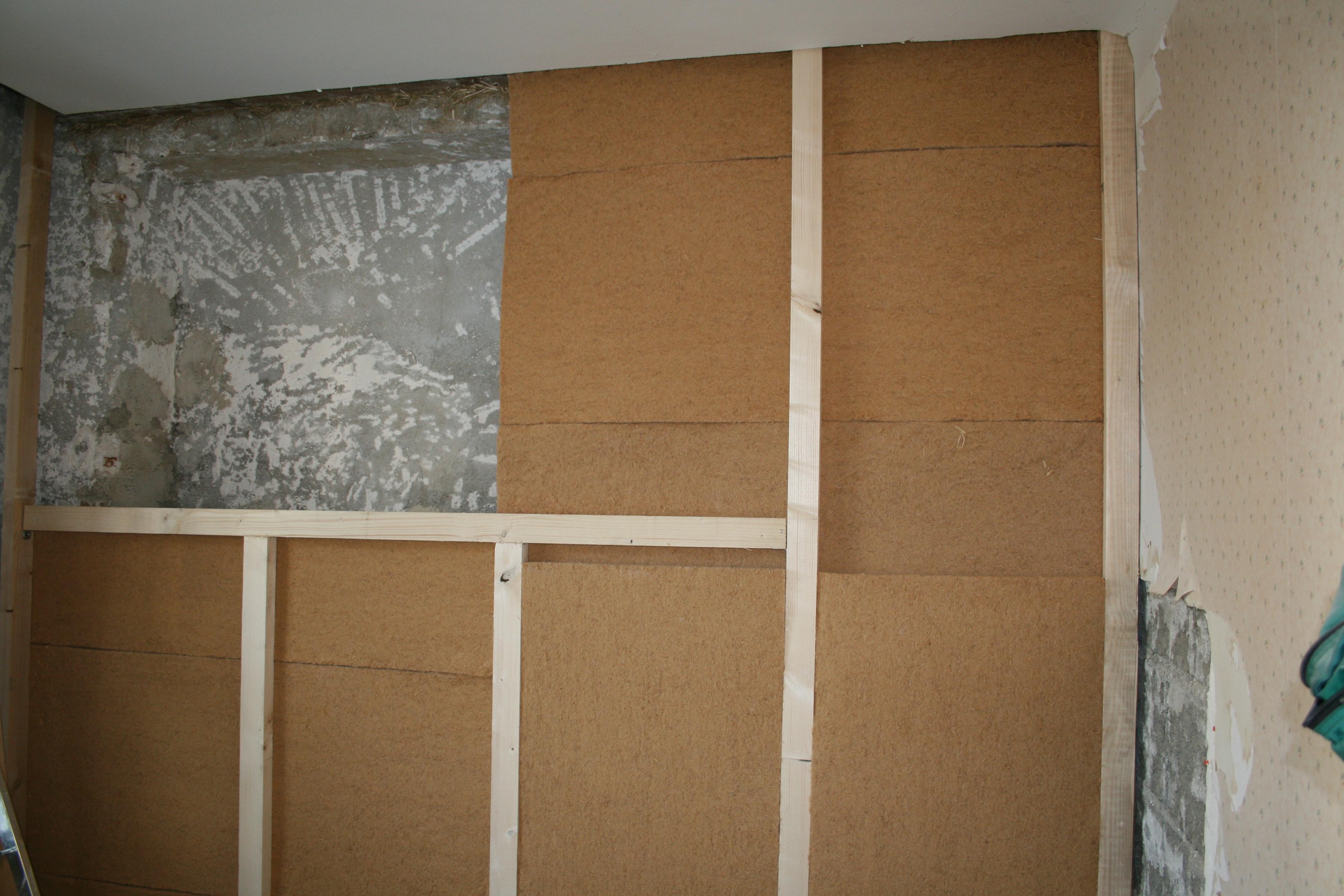 isolation interieure une mise en uvre vitant les ponts thermiques tinatur mat riaux. Black Bedroom Furniture Sets. Home Design Ideas